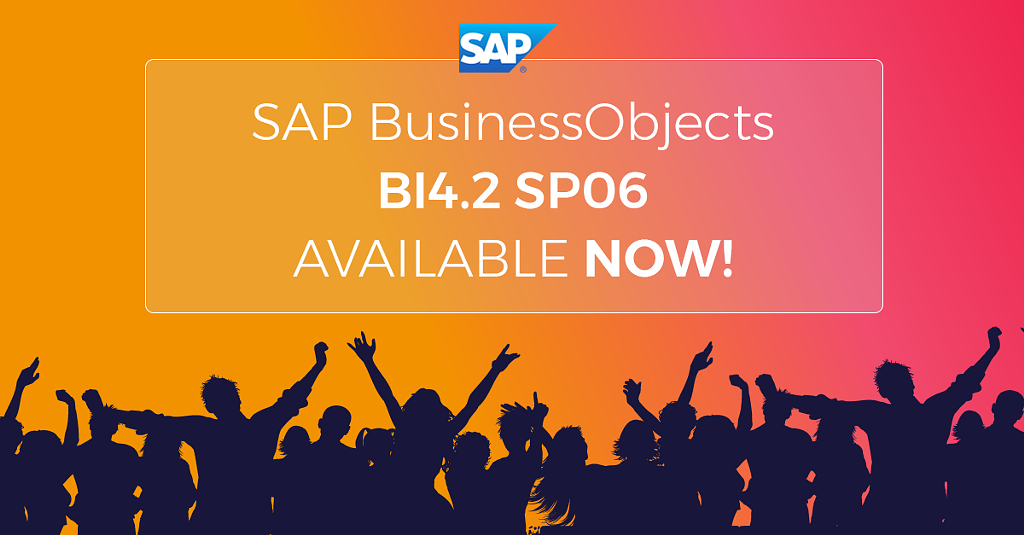 360Suite SAP BI 4.2 SP06 Released